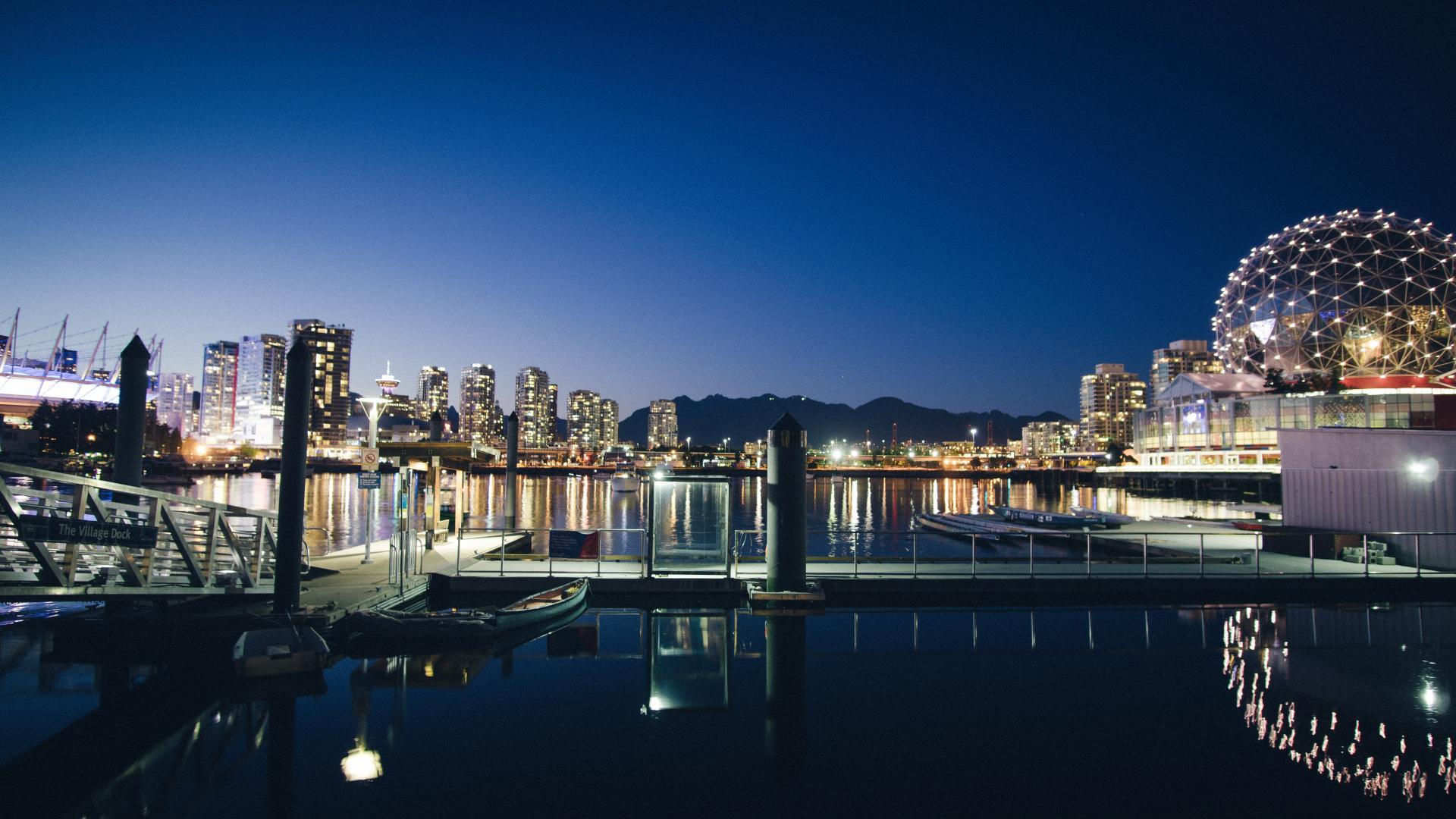 Фото город Ванкувер, Канада (752734071)