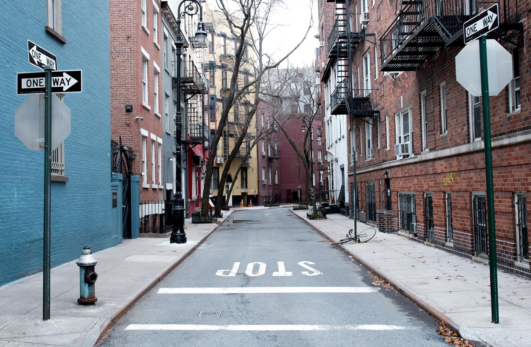 Фото город Нью-Йорк, США (731879806)