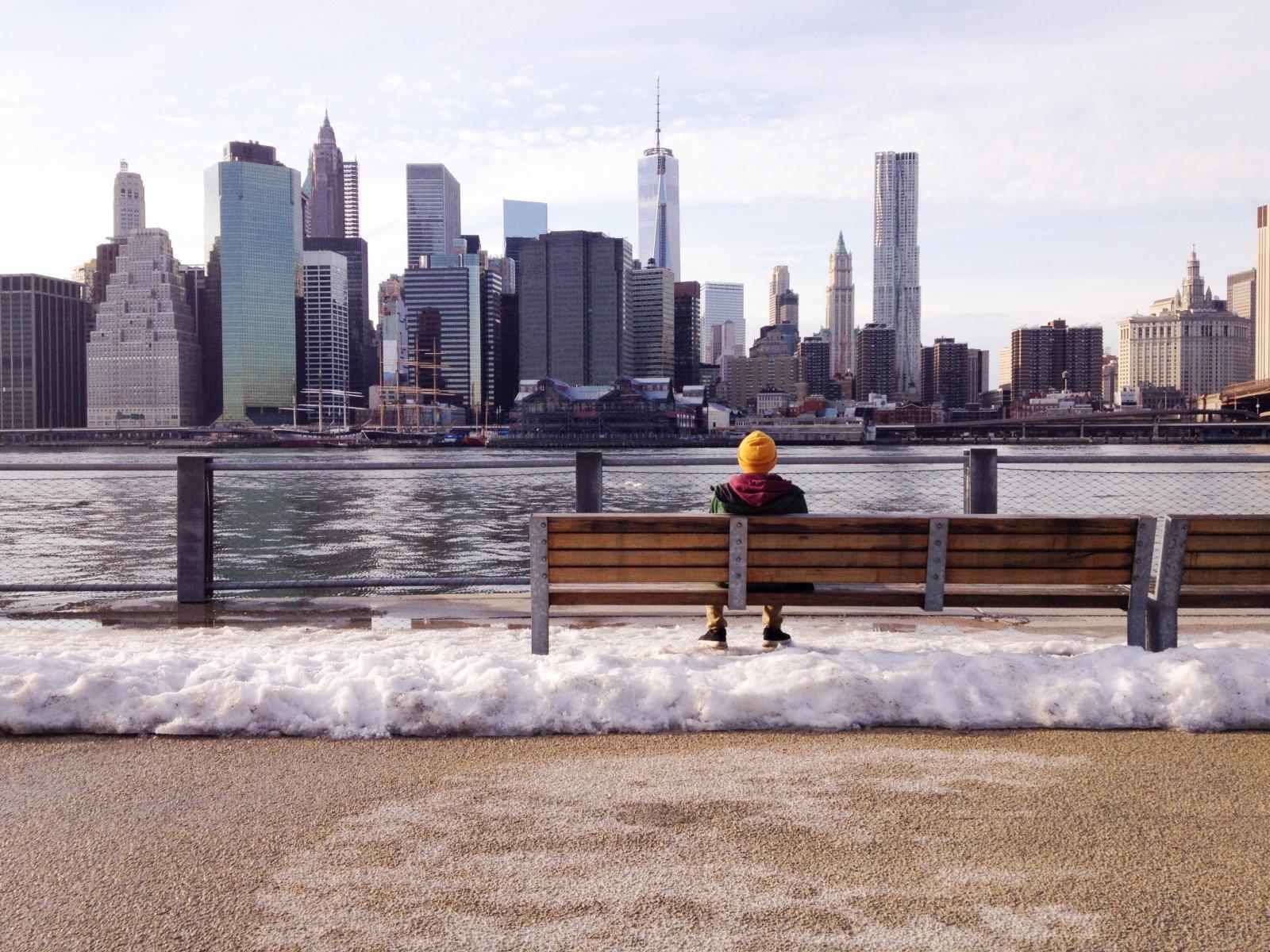 Фото город Нью-Йорк, США (517688119)
