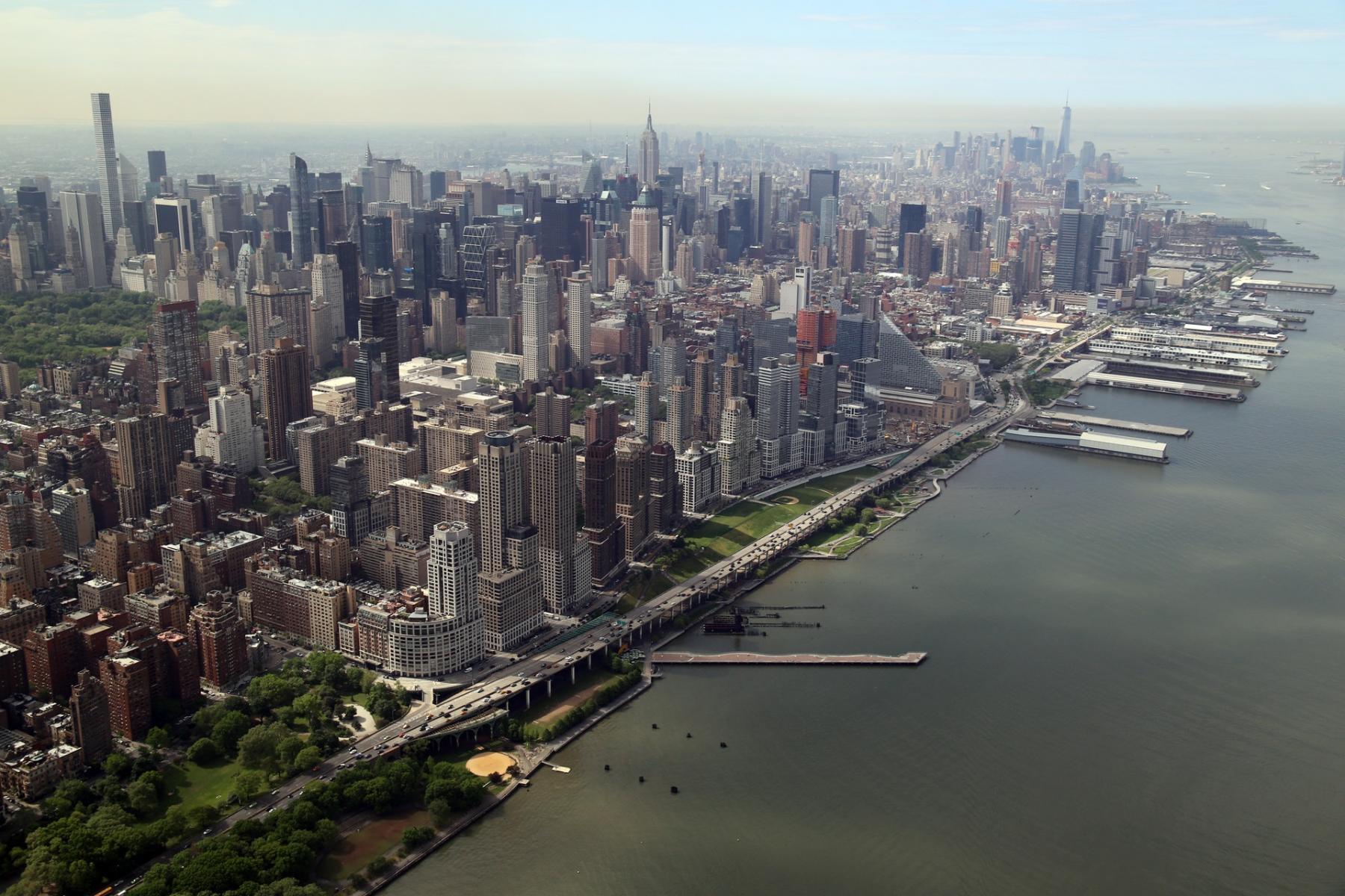 Фото город Нью-Йорк, США (346876733)