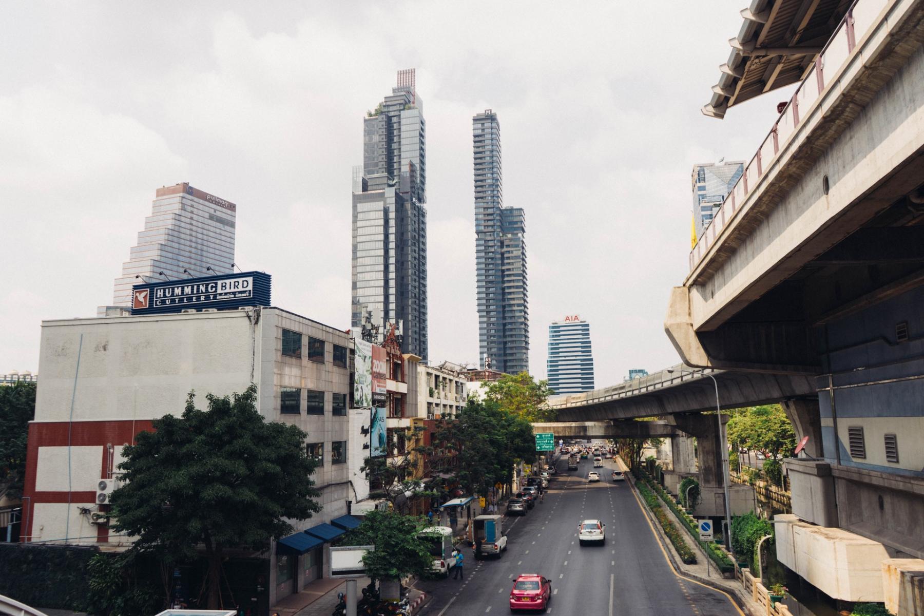 Фото город Бангкок, Таиланд (579238004)