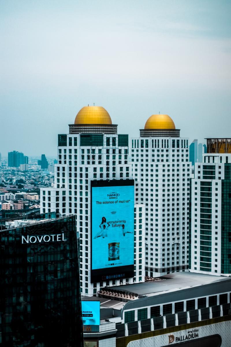 Фото город Бангкок, Таиланд (1730386020)
