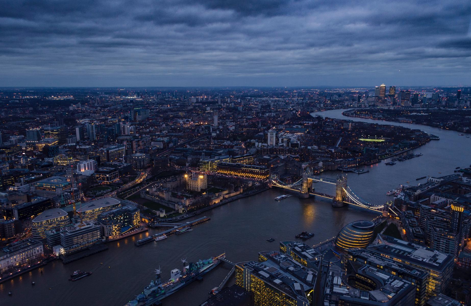 Фото город Лондон, Великобритания (707799748)