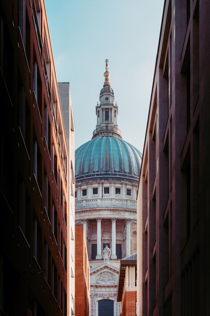Фото город Лондон, Великобритания (1073476310)