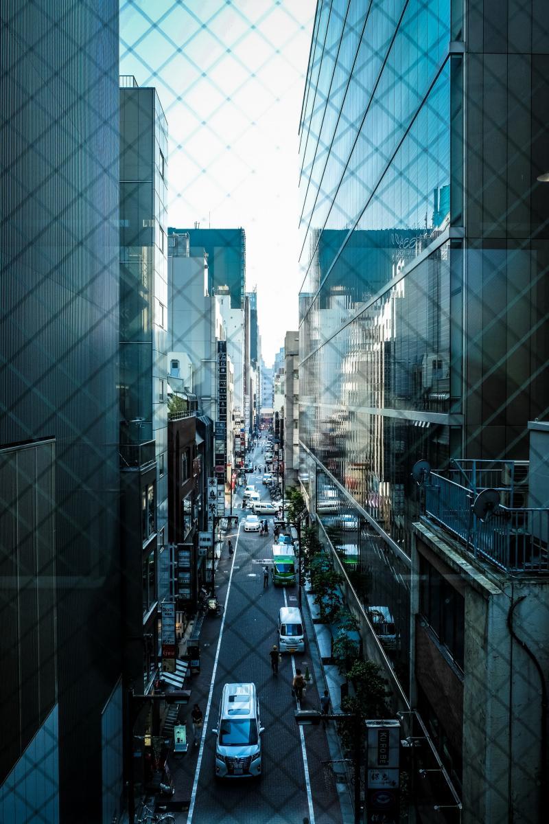 Фото город Токио, Япония (817178330)