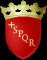 Герб города Рим
