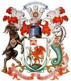 Герб города Кардифф