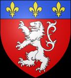 Герб города Лион