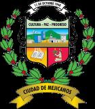 Герб города Мехиканос