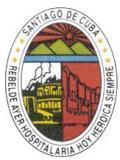 Герб города Сантьяго-де-Куба