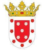 Герб города Сантьяго-де-лос-Трейнта-Кабальерос