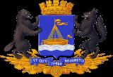 Герб города Тюмень
