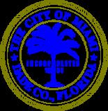 Герб города Майами