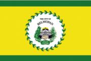 Флаг города Бельмопан