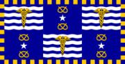 Флаг города Брисбен