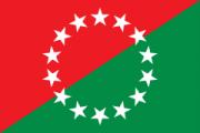 Флаг города Давид