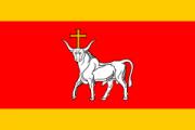 Флаг города Каунас