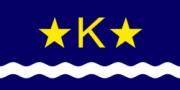 Флаг города Киншаса