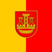 Флаг города Клайпеда
