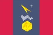 Флаг города Мирный