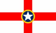 Флаг города Моста