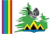 Флаг города Радужный