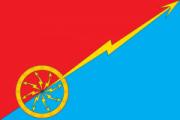 Флаг города Советск