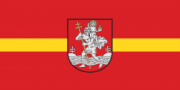 Флаг города Вильнюс