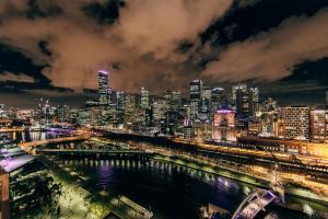 Фото город Мельбурн, Австралия (246571824)