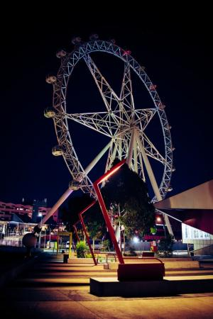 Фото город Мельбурн, Австралия (1303772160)