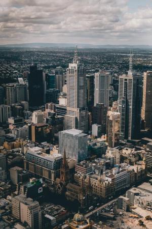 Фото город Мельбурн, Австралия (1470066467)
