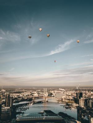 Фото город Мельбурн, Австралия (1112654242)