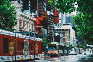 Фото город Мельбурн, Австралия (799926860)