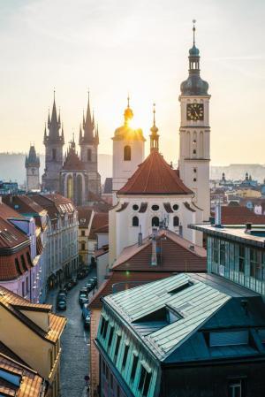 Фото город Прага, Чехия (2138030613)