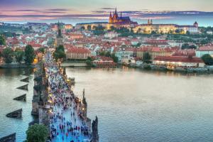 Фото город Прага, Чехия (115611345)