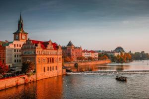 Фото город Прага, Чехия (1177981540)