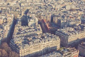Фото город Париж, Франция (2030844480)