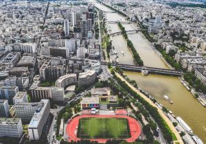 Фото город Париж, Франция (1631726010)