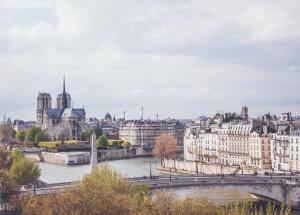 Фото город Париж, Франция (1788993465)