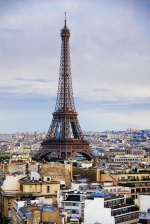 Фото город Париж, Франция (1526793048)