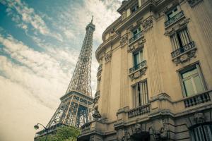 Фото город Париж, Франция (805227610)