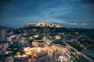 Фото город Афины, Греция (21372950)