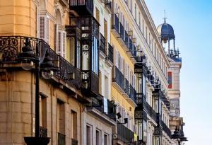 Фото город Мадрид, Испания (130095801)