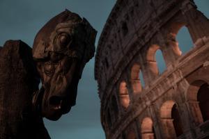 Фото город Рим, Италия (516289331)