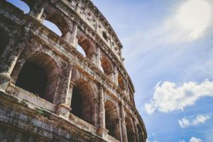 Фото город Рим, Италия (1089907775)