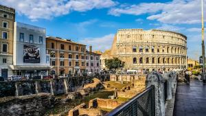 Фото город Рим, Италия (1471695832)