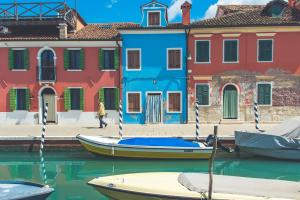 Фото город Венеция, Италия (2020695407)