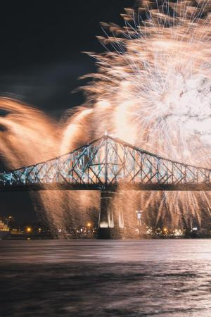 Фото город Монреаль, Канада (822833688)