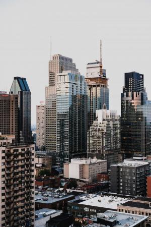 Фото город Монреаль, Канада (1016346523)