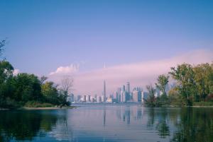 Фото город Торонто, Канада (878108534)